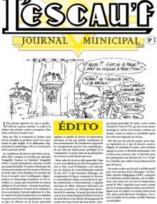 L'Escau'f 3 - Juin 2015